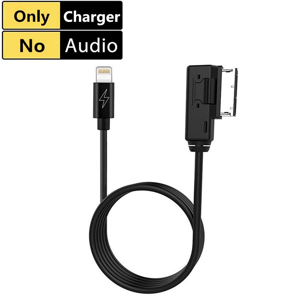 AMI MDI Aux /& Ladeger/ät Kabel Kit f/ür iPhone 7/8/x iPod , Apple Lightning Ladekabel Music Interface Adapter f/ür ausgew/ählte Audi VW Volkswagen Modelle