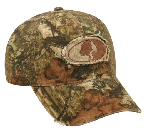 Mossy Oak Hunting Cap  Infinity With Tree Logo