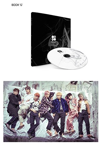 Top 10 bts wings album g version for 2020