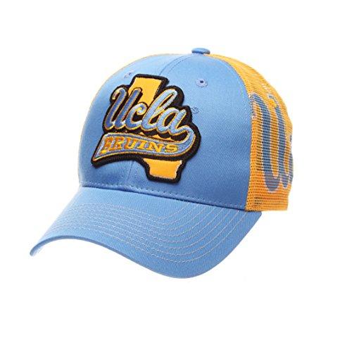 Ucla Bruins Football Jersey - NCAA UCLA Bruins Men's Interstate Trucker Cap, Adjustable, Light Blue
