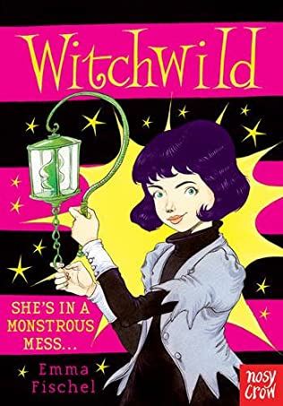 book cover of Witchwild
