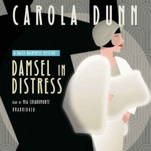 Damsel in Distress (Daisy Dalrymple Mysteries, Book 5) (Daisy Dalrymple Mysteries (Audio))