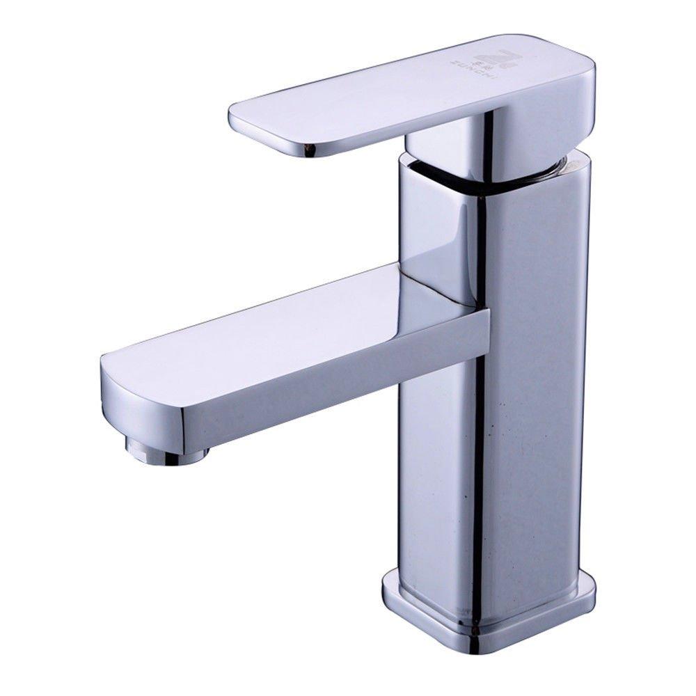 NewBorn Faucet Wasserhähne Warmes und Kaltes Wasser Größe Qualität heißen und Coldsingle Loch Waschbecken Wasserhahn