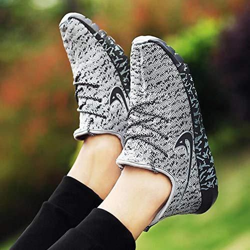 per scarpe Scarpe da corsa grigio ginnastica da uomo xZXEvrXwq