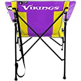 Rawlings NFL Portable Folding Tailgate Chair with