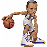 ICONai Small-Stars STEPHEN CURRY 11-inch Smart Collectible NBA Figure [LESS THAN 750 FIGURES PRODUCED Golden State Warriors Association Edition Jersey NBA 2017-18] SPECIAL ARTIST-AUTOGRAPHED CERT PACK