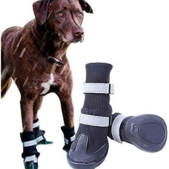 Amazon.com : FLAdorepet Non-Slip Large Big Dog Sport Shoes