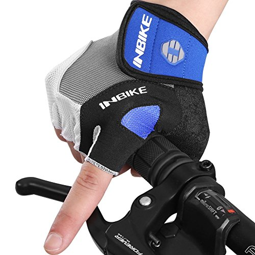 INBIKE 5mm Gel Pad Cycling Gloves