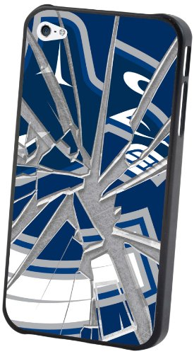 NHL Vancouver Canucks iPhone 5 Broken Glass Lenticular - Vancouver Glasses