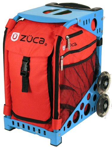Zuca Bag Chili (Blue Frame) by ZUCA