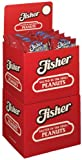 Fisher Peanuts - Singles, 8-Pound Packages (Pack of 36)