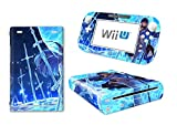 EBTY-Dreams Inc. - Nintendo Wii U - Akame ga Kill! Anime Girl General Esdeath Vinyl Skin Sticker Decal Protector