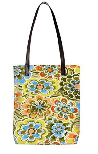 Snoogg Strandtasche, mehrfarbig (mehrfarbig) - LTR-BL-2478-ToteBag