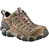 Oboz Women's Sawtooth Low Bdry Hiking Shoe,Violet,7 M US
