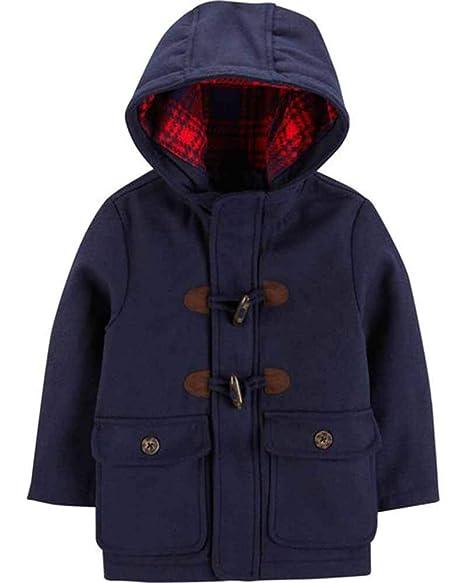 Amazon.com: Chaqueta de lana sintética para bebés de ...