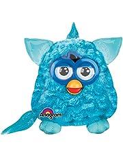 Amscan Anagram 2752501 - Party en decoratie - Folieballon Air Walker - Furby, ongeveer 48 x 50 cm, blauw
