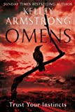 Front cover for the book Omens by Kelley Armstrong