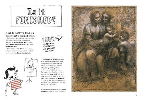 Why is Art Full of Naked People?: And other vital questions about art by Thames Hudson (Image #6)