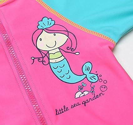 LZ-TYY-34 LOSORN ZPY Toddler Baby Boy One-Piece Swimsuit Kid Swimwear Sun Protective UPF 50