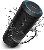 ZamKol ZK606 Bluetoothスピーカー ワイヤレススピーカー ブルートゥーススピーカー...