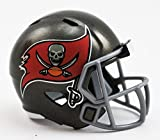 TAMPA BAY BUCCANEERS NFL Cupcake / Cake Topper Mini Football Helmet