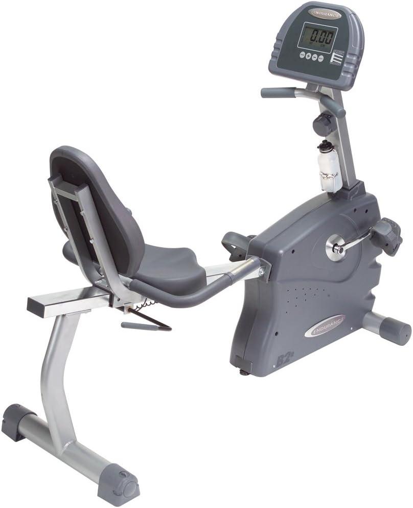 Body-Solid Endurance B2R Recumbent Exercise Bike