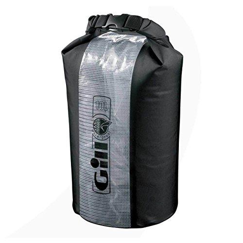 2016 Gill Wet & Dry Cylinder 10LTR Bag L054 Jet Black - NEW DESIGN