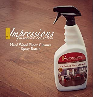 impressions hardwood collection 32 ounce spray cleaner