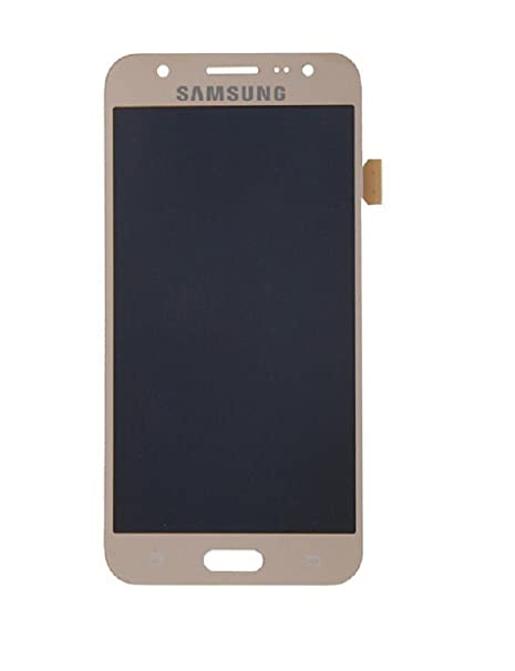 bd60c92a3 Image Unavailable. Image not available for. Colour  VJGOLD Touch Screen LCD  Replacement for Samsung Galaxy J7 Prime(Gold)