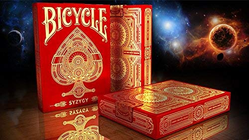 MTS Bicycle Syzygy Playing Cards by Elite Playing Cards (Playing Elite Cards)