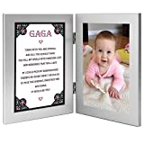 Sweet Gift for Gaga from Grandchild, Add Photo to