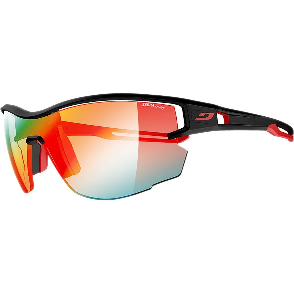 [ジュルボ] メンズ サングラスアイウェア メンズ Aero No-Size Zebra [ジュルボ] Sunglasses [並行輸入品] B01N7SV2JP No-Size, モガミグン:acd0199b --- verkokajak.se