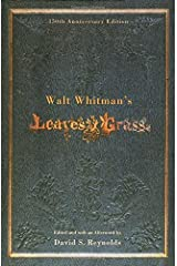 Walt Whitman's Leaves of Grass (150th Anniversary Edition) Hardcover