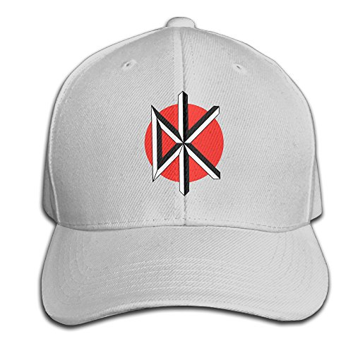 [Mens Hats Dead Kennedys Vector Logo Ash Hip-Hop Snapback Cap] (Jumbo Hip Hop Adult Hat)
