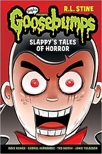 Buy slappys tales of horror goosebumps graphix book online at low buy slappys tales of horror goosebumps graphix book online at low prices in india slappys tales of horror goosebumps graphix reviews ratings fandeluxe Images