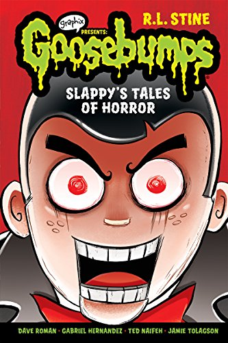 Slappy's Tales of Horror (Goosebumps -
