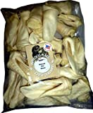 HDP Large Lamb Ears Made in USA Size:Pack of 100 Flavor:Natural