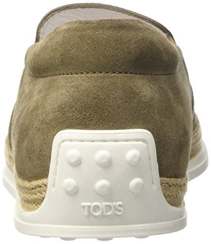 Tod's Xxm0tv0k900re0c405 - deportivas bajas Hombre Multicolore (Torba/Naturale/Bianco)