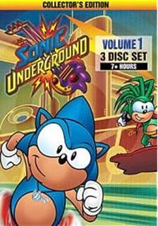 ae577917745 Amazon.com  Sonic Underground  The Series  Sonic Underground