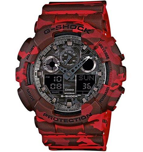 Casio-G-Shock-GA-100CM-4AER-Orologio-da-Polso-Uomo
