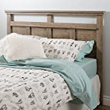 Product review for South Shore Versa Full/Queen Headboard, 54/60'', Weathered Oak
