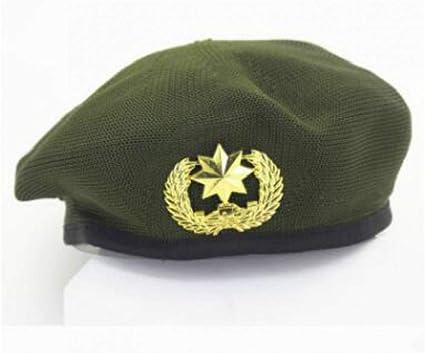 JJJRMP Sombrero Militar De Punto Insignia Marinero Gorra Fiesta ...