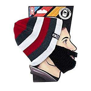 b1118ded ... Beanie Hat, with Brown Beard $12.99. Click to enlargeClick to enlarge.  Previous