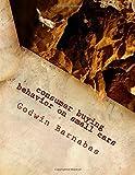 Consumer Buying Behavior on Small Cars, Godwin Barnabas, 1499732430