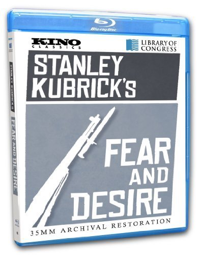 Fear and Desire [Blu-ray] by Kino Lorber films