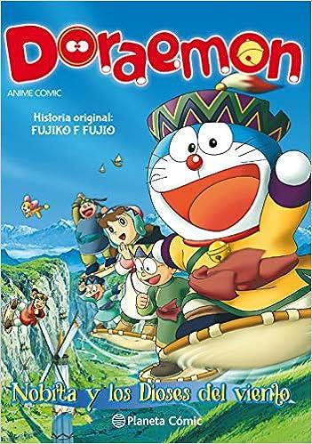Descargar Por Utorrent 2015 Doraemon. Nobita Y Los Dioses Del Viento Formato Kindle Epub
