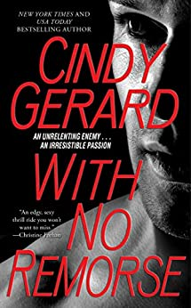 With No Remorse (Black Ops Book 6) by [Gerard, Cindy]