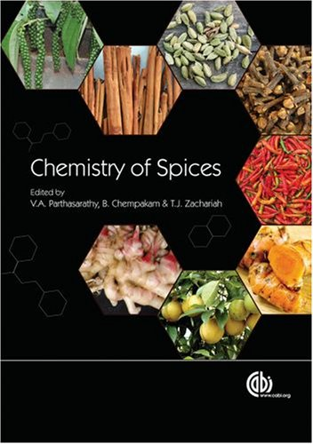 Chemistry of Spices (Cabi) (Spice Chemistry)