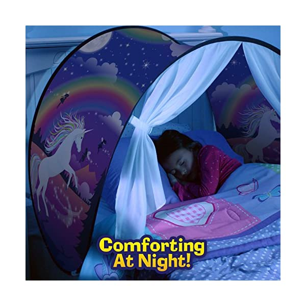 Ontel DTUF-MO24 Dream Tents Unicorn Fantasy 6