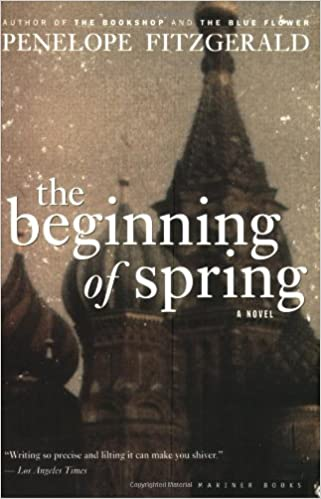The Beginning Of Spring Penelope Fitzgerald 0046442908719 Amazon